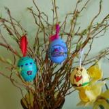 Velikonoční vajíčka - fixy