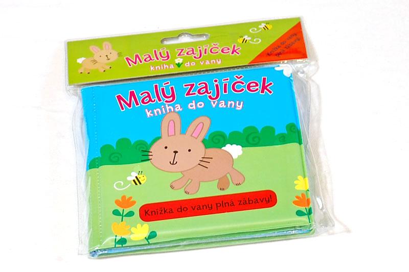 Malý zajíček - kniha do vany