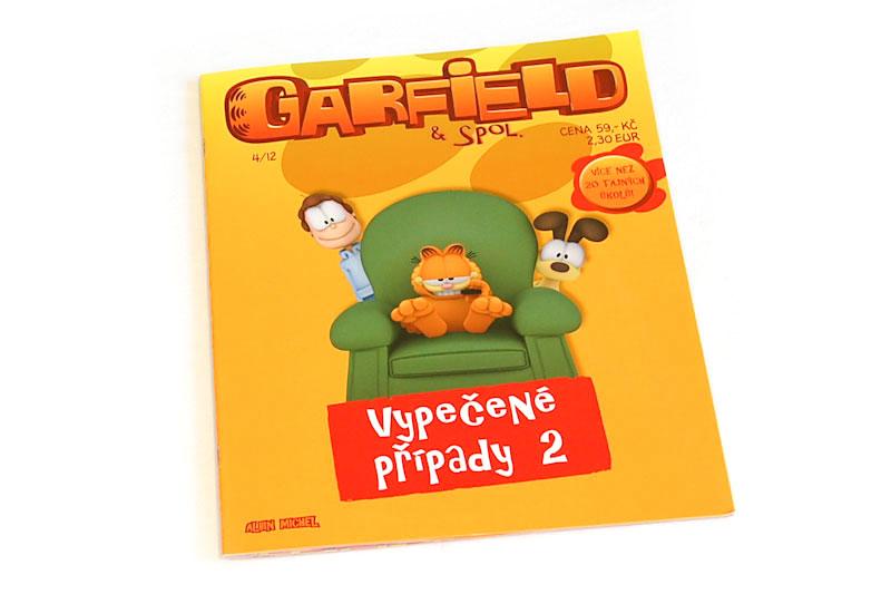 garfield - vypečené případy