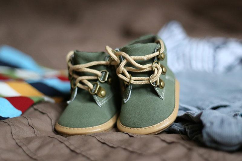Jak vybírat obuv pro děti