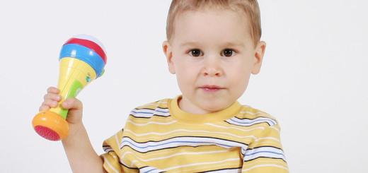 rozvoj sluchového vnímání