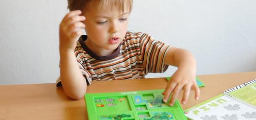 Safari - logická hra na schovávanou