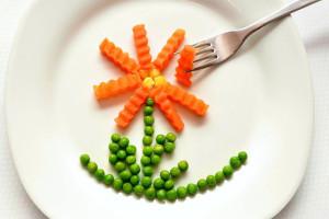 lákavá zelenina pro děti